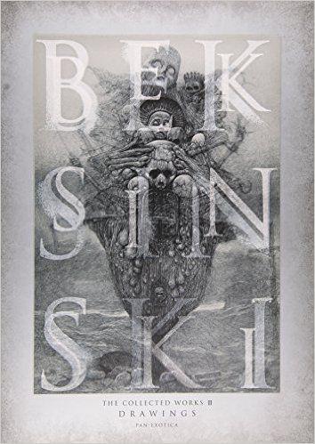 Amazon.co.jp: ベクシンスキ作品集成〈3〉 (Pan-Exotica): ズジスワフ ベクシンスキ, Zdzislaw Beksinski: 本