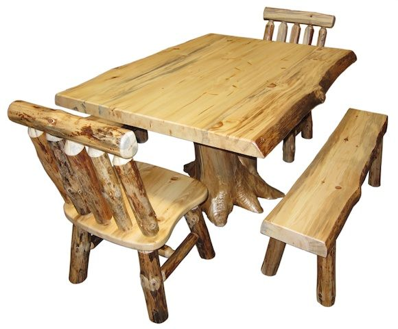 14 best Midwest Log Furniture Rustic Pine images by Midwest Log ...