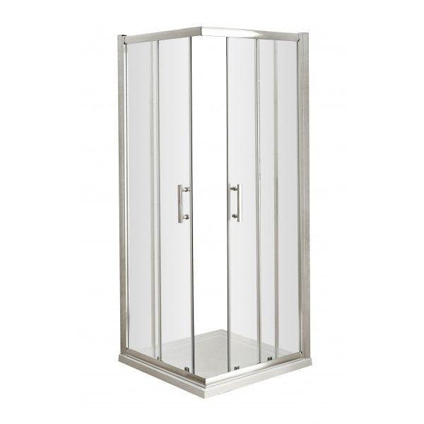 Nuie Pacific Square Shower Enclosure 900 X 900 Afce9090 Shower Enclosure Framed Shower Enclosures Square Shower Enclosures