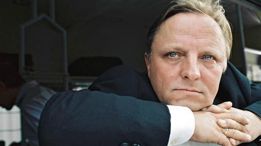#Tatort Münster: Axel Prahl als Hauptkommissar Frank Thiel