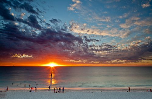Cottesloe, Perth, Australia.