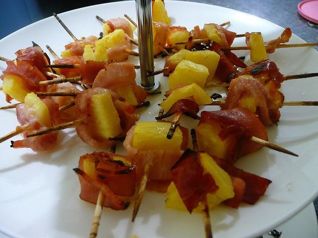 Hawaiian Finger Foods Google Search Aloha Luau Party