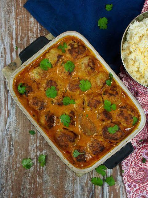 Chicken curry broilerpullat