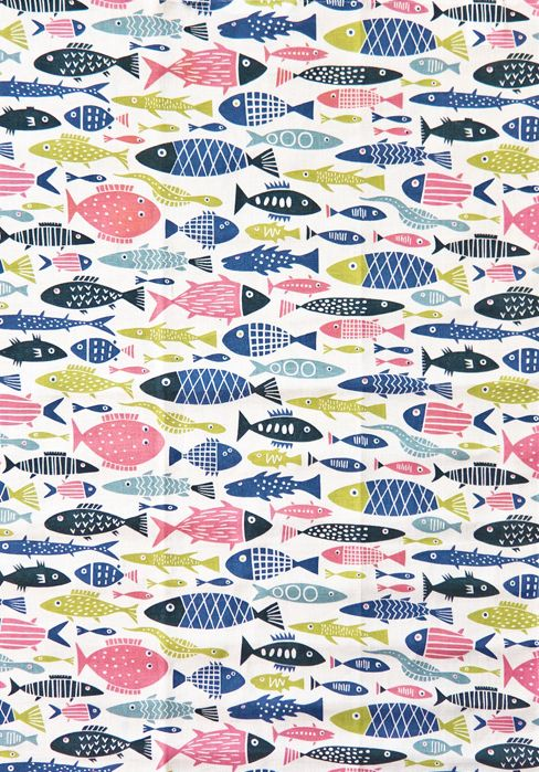 Retro Fish Towel by Lotta Glave (via design*sponge http://www.designspongeonline.com/2011/04/weekly-wrap-up-58.html)