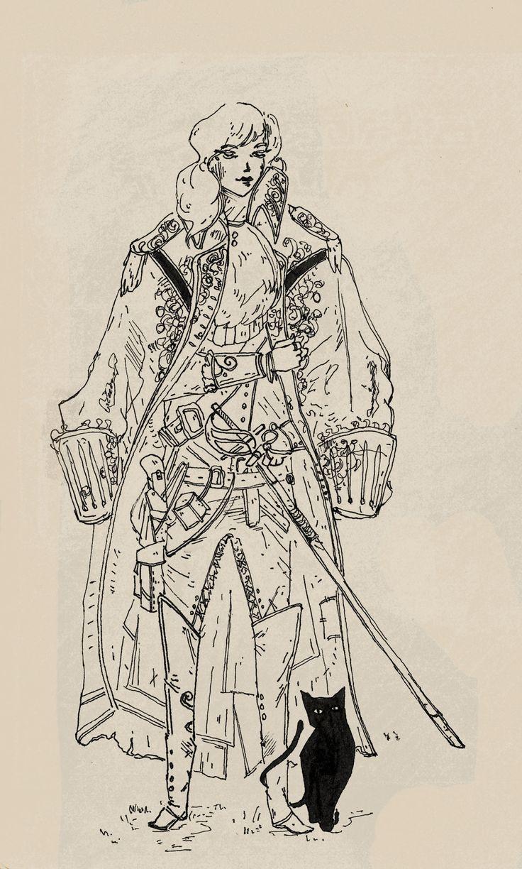 Croque Mort - Pirate.