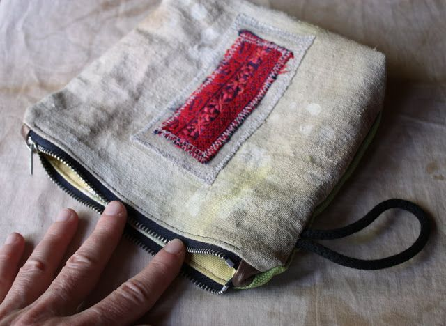 LaTouchables Bags and Things---a little story with a thread running through it...: A Love Affair With Linen