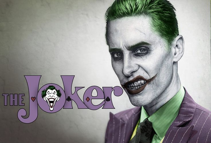 Jared Leto - Classic Joker by Vessling