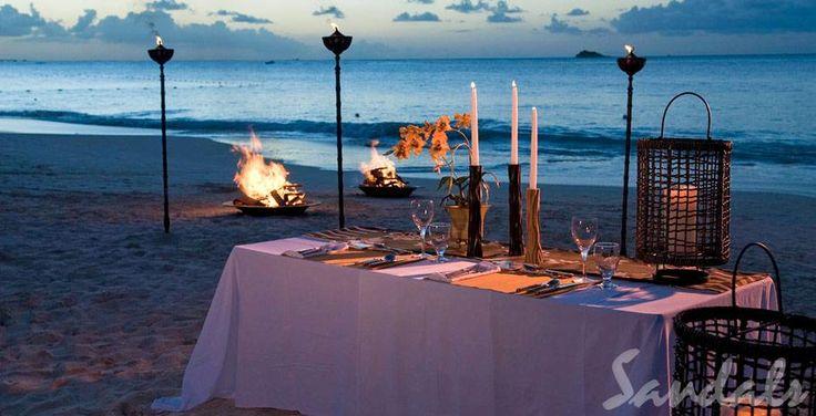 Restaurants at Sandals Grande Antigua