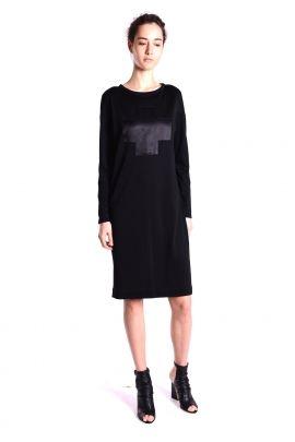 Black plus dress   Adelina Ivan Studio
