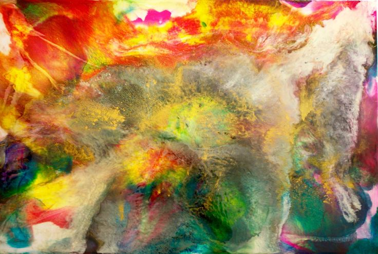 """""""Beyond the boundaries - SOLD"""" by Purvi Patel. Paintings for Sale. Bluethumb - Online Art Gallery"""