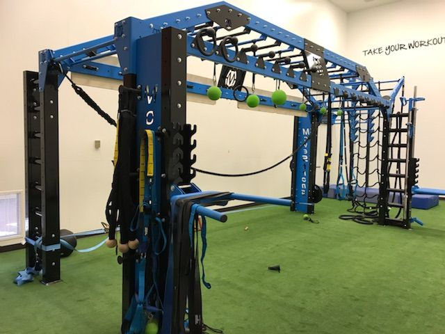 Movestrong Functional Fitness In Service Workshop Fargo Nd Movestrong Functional Training Diy Gym Equipment Obstacle Course Training