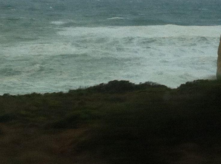 Scenic Drive en-route The Great Ocean Road, 12 Apostles