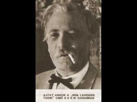 Ajtay Andor: A vén budai hársfák
