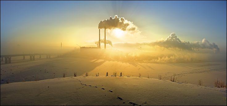 Hako — Индустриальный пейзаж — Российское фото