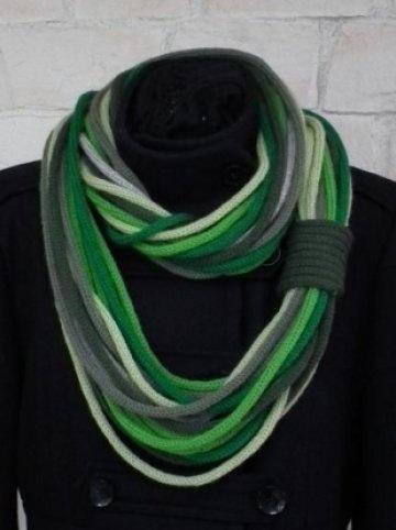 green tricotin