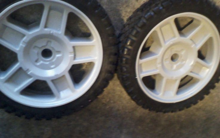 21 inch Murray LAWN MOWER TIREs