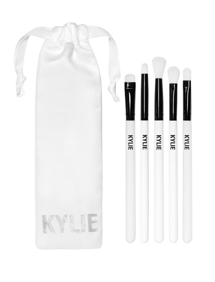 Kylie Brush Set | The Limited Edition Holiday Collection – Kylie Cosmetics℠ | By Kylie Jenner