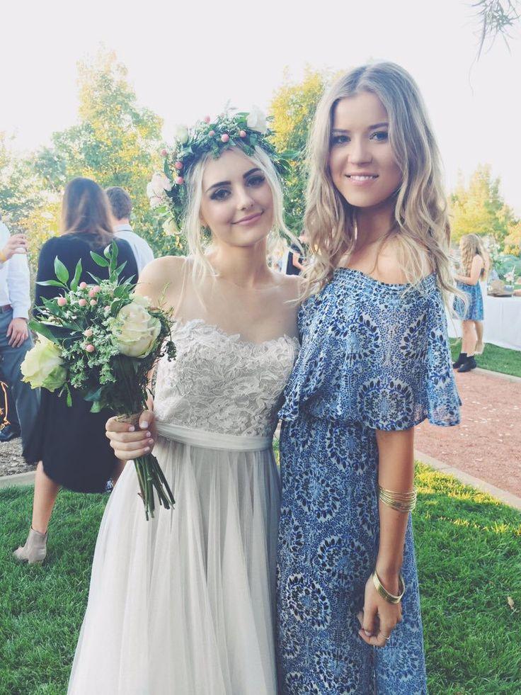 Aspyn Ovard Wedding Dress