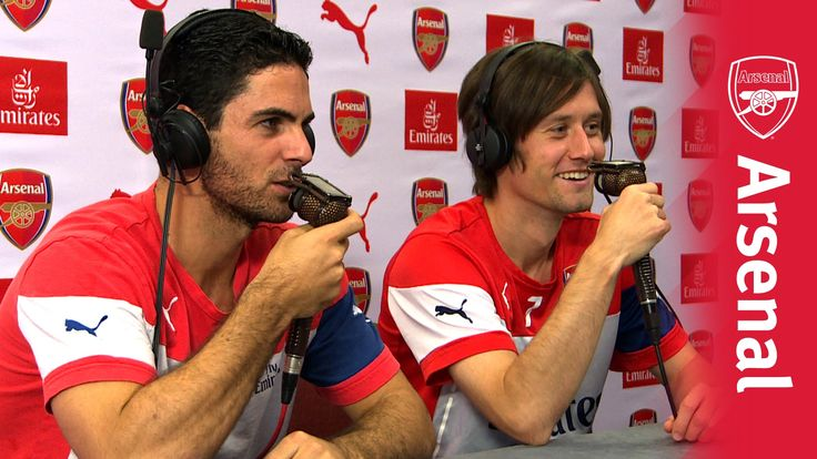 UnClassic Commentary: Mikel Arteta & Tomas Rosicky