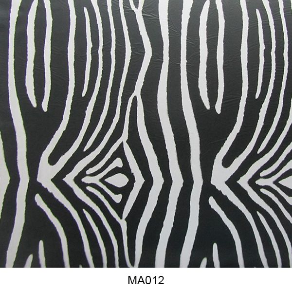 Water transfer film animal skin pattern MA012