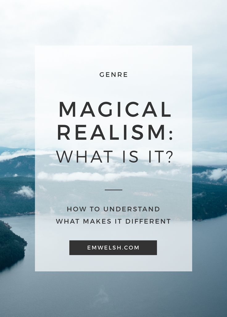 Often considered to be originated in Latin America, magical realism is a genre many people have difficulties pinning down, especially ...