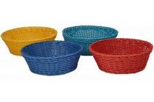 Davis & Waddell Terra Fiesta Serving Basket Assorted Colours