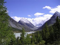 República de Altai - Cazaquistão