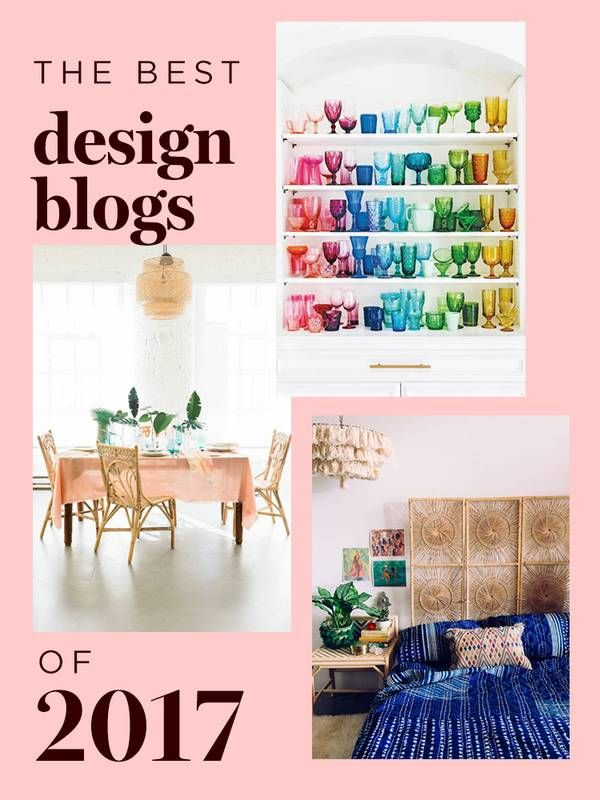 the best design blogs of 2017!