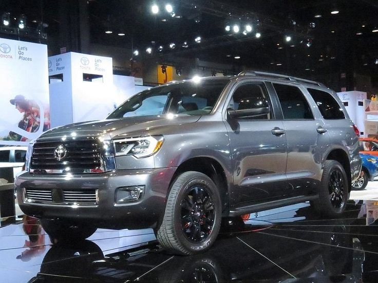2018 Toyota Sequoia Interior, Exterior, Concept –Toyota's whole-size SUV, the Sequoia, is based on the identical program and powertrains as being the Tundra lighting-task pickup vehicle. It chairs approximately eight individuals, and then for 2018 the Sequoia exists in some cut degrees:...