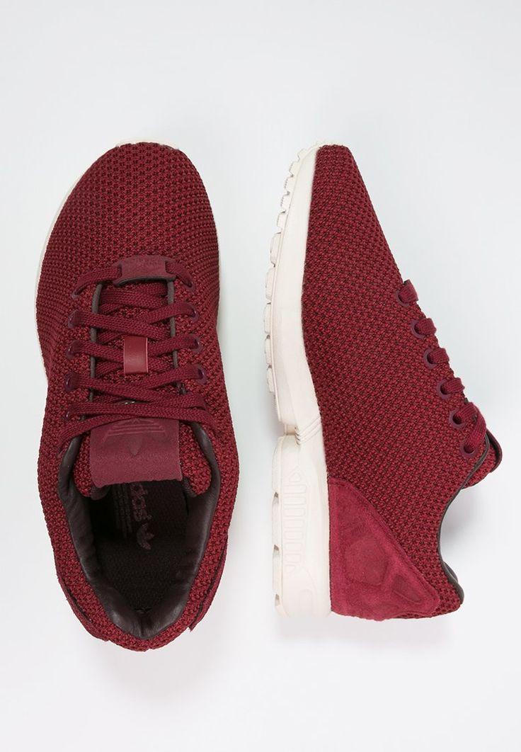 Los Angeles 40fb7 b46c7 adidas zx flux all red zalando