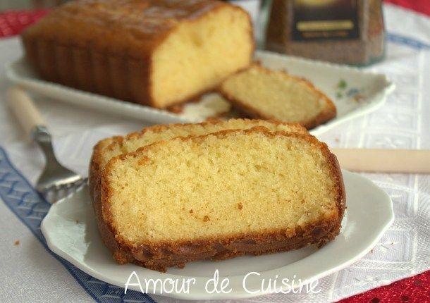 recette quatre quart pur beurre