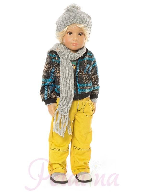 Kidz 'n' Cats Jakob Blonde Boy Doll