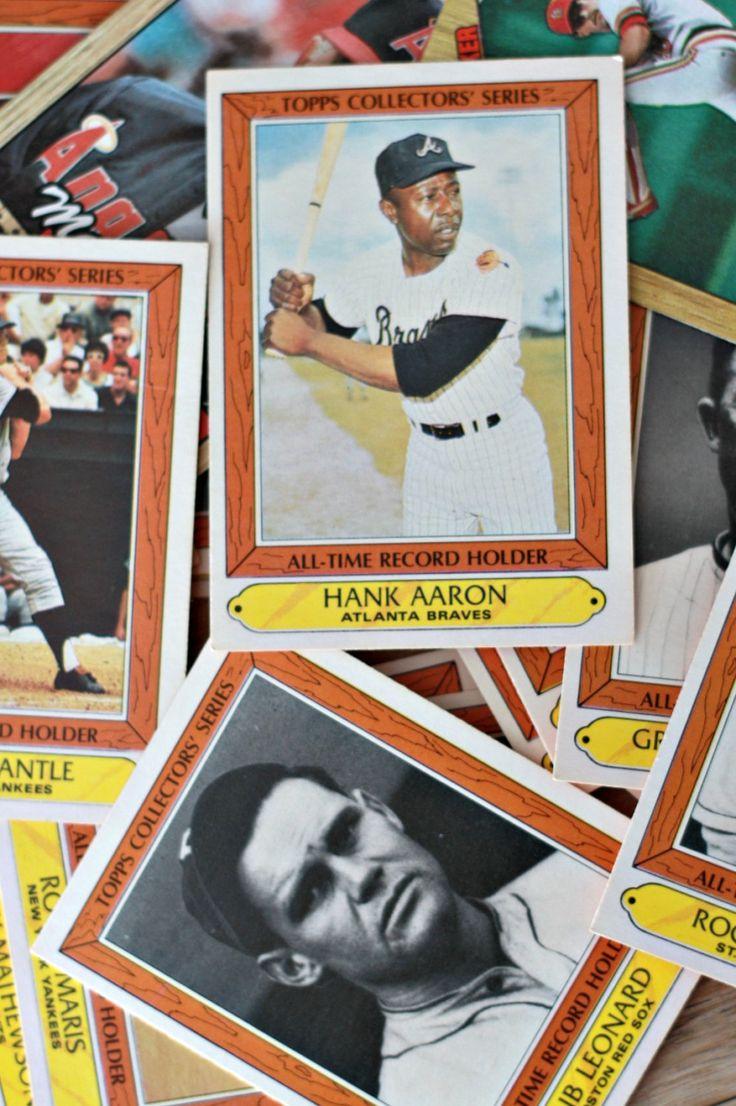 Carte de baseball 1986-87 lots de 50, Carte Baseball vintage, Carte sport, Cadeau de sport, Topps cartes, MLB cadeau, Braves Atlanta de la boutique PastelEtPixel sur Etsy