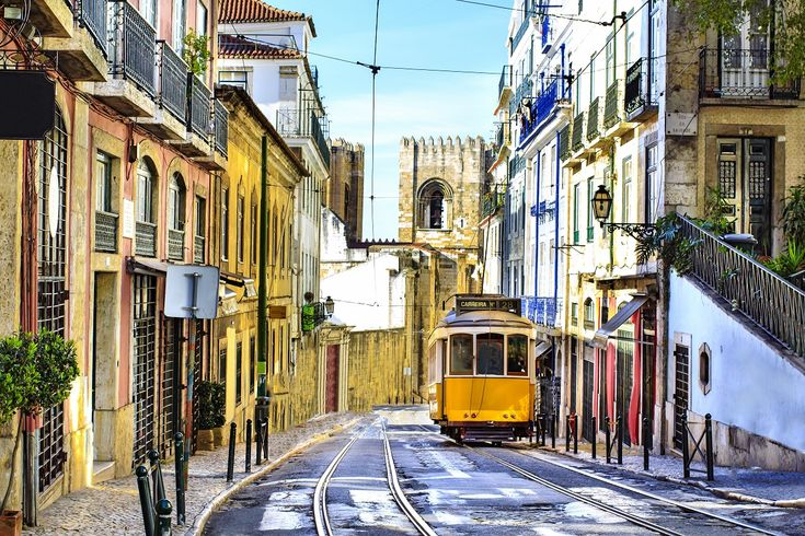 10 Coolest Hostels in Lisbon, Portugal according to HostelsClub 11.03.2015 | Ready to explore the delights of the sunshine city of Lisbon? The star attraction of Portugal features dozens of amazing, design-conscious and upmarket hostels for you to rest your head and feet, after a busy day of exploring the city of typical bright yellow trams and the breathtaking adventures of Vasco da Cama. Photo: Yellow tram in Lisbon