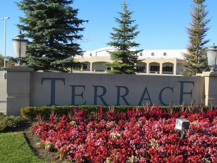 The Terrace Banquet centre in Vaughan