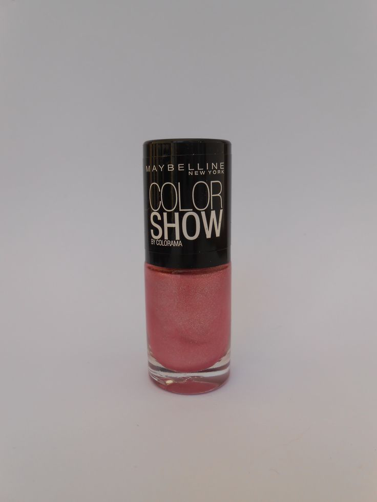 Maybelline Color Show n.327 (Pink slip)