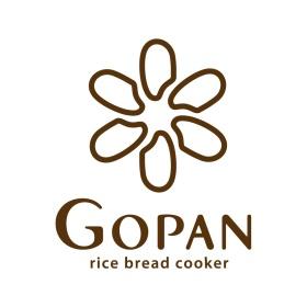 GOPAN(ゴパン)のロゴ:女性ばかりじゃない   ロゴストック