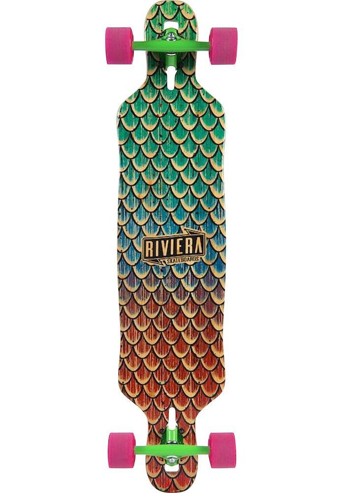 Riviera Sea-Snake - titus-shop.com #LongboardComplete #Skateboard #titus…