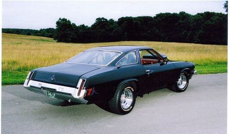 1973 Oldsmobile Cutlass Supreme.. Very handsome, makes a great muscle car!