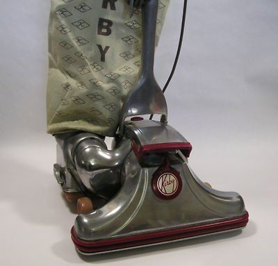 I remember this vacuum. i was very little and was scared of it. the bag puffed out .I just didnt like it.