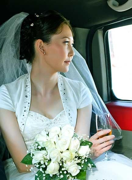 Фото казашек девушек свадебной платье