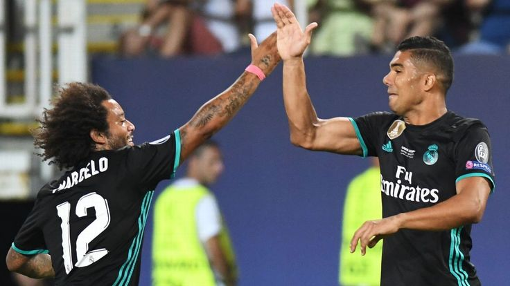 Marcelo, Casemiro connection is what really drives Real Madrid forward