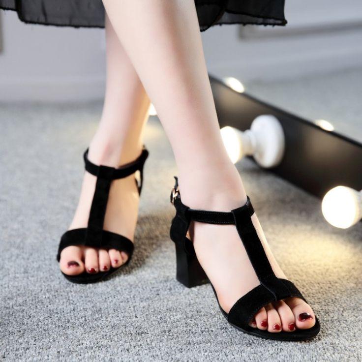$13.00 (Buy here: https://alitems.com/g/1e8d114494ebda23ff8b16525dc3e8/?i=5&ulp=https%3A%2F%2Fwww.aliexpress.com%2Fitem%2FGenuine-Leather-Plus-Big-Size-34-44-shoes-women-sandals-2016-platform-sandals-summer-style-summer%2F32685391020.html ) Ladies Shoes Top Rushed Gladiator Sandals Women Genuine Plus Big Size 34-44 Shoes Women Sandals 2016 Summer Style Chaussure 639  for just $13.00