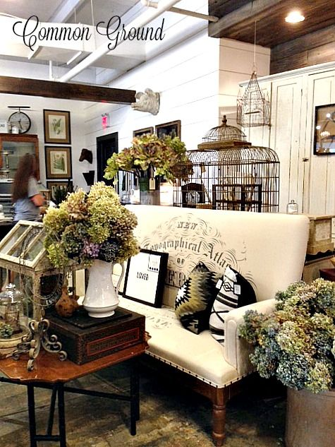 common ground : Out and About... at Harrison House Market