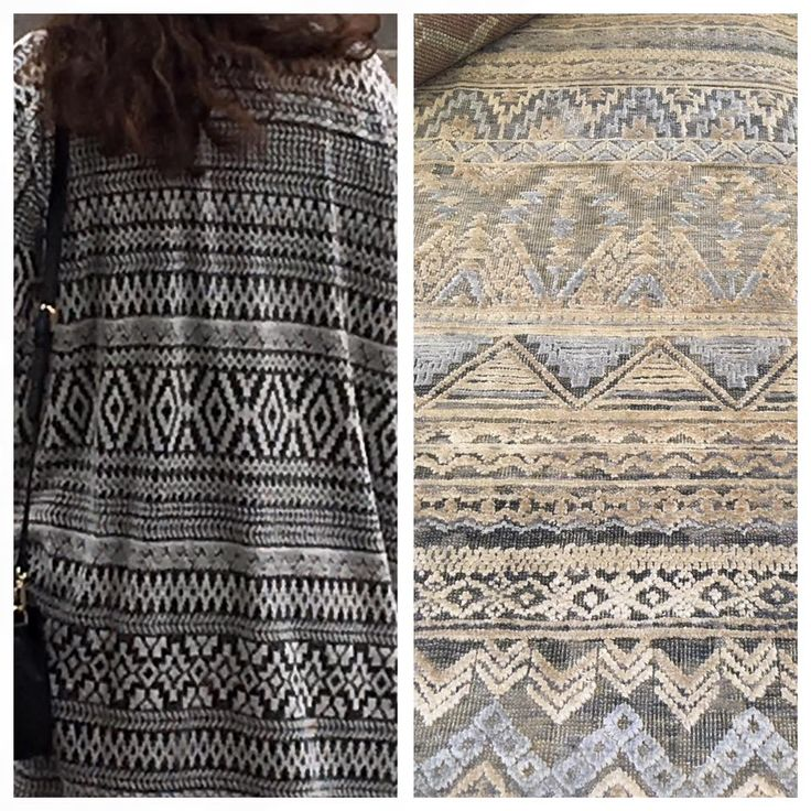 Rugs are as much a fashion statement as clothing #fashion #rug #floor #design #decor #home #fashion #melbourne #clothing