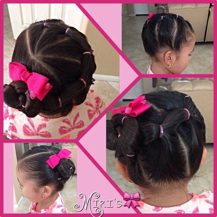 Toddler Hairstyles Short Hair : 305 best toddler girl hairstyles images on pinterest