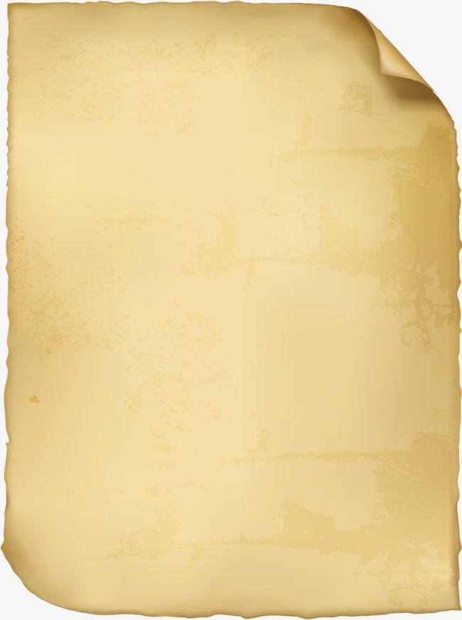 Parchment antique. Chinese wind retro clipart
