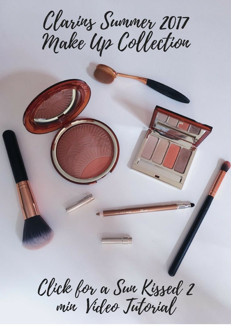 Your make-up should change with the season. As the months get warmer, your make-up colours should too… Think bronze, peach,...