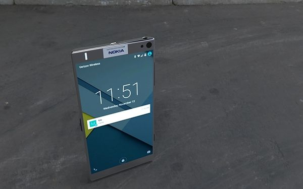 Could this be the best looking Android-based Nokia concept? | UnlockUnit Blog