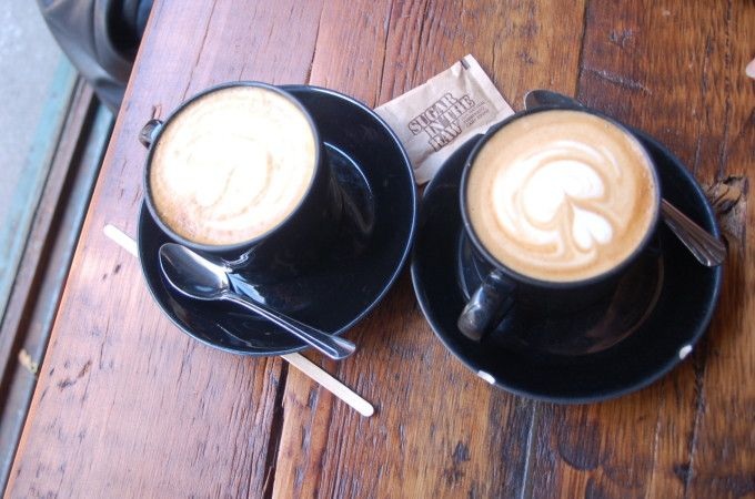 Discovering the Coffee Third Wave in New York